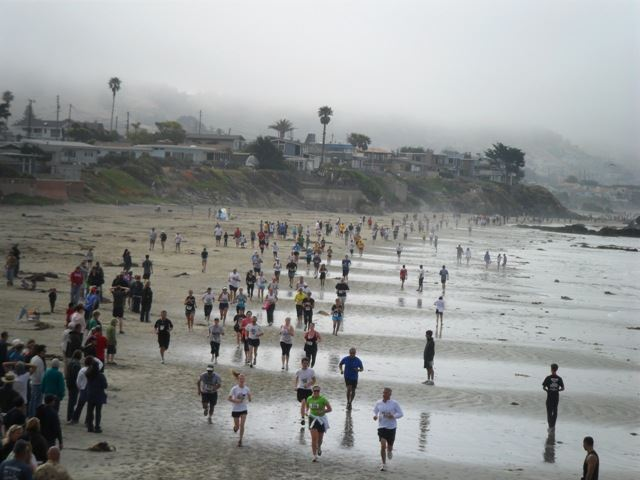 Rock to Pier Fun Run and Half-Marathon